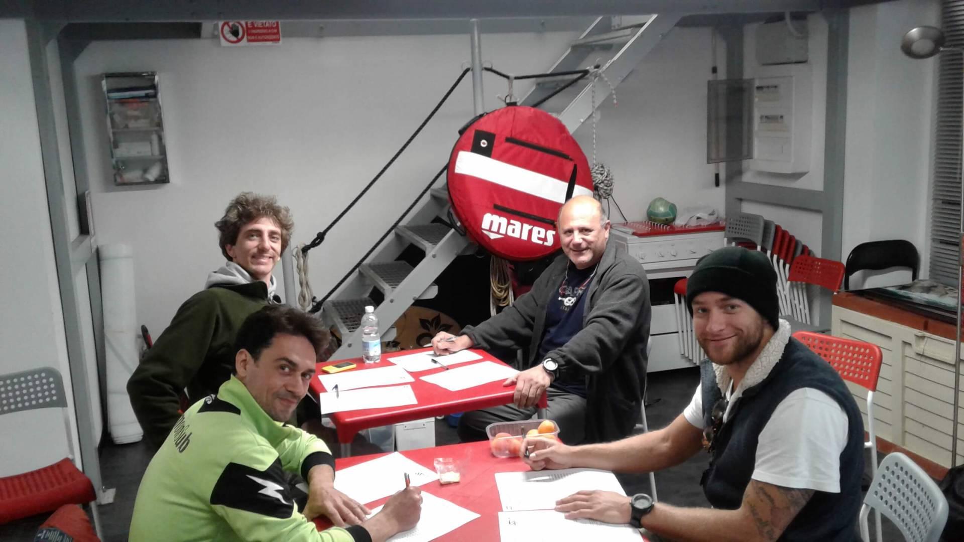 Corso Istruttori SSI Freediving