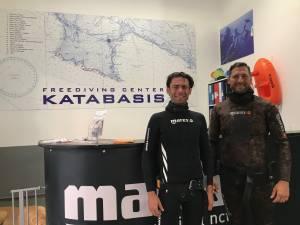 Corso Apnea SSI Freediving Katabasis Portofino