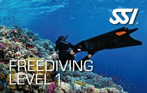 Corso SSI Freediving livello 1