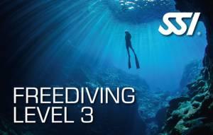 Corso Apnea SSI Freediving level 3