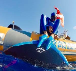 Allenamenti Apnea Atleti katabasis Freediving Center