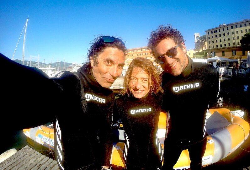 Mares Katabasis Freediving Center Portofino