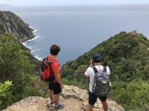 trekking Portofino Katabasis no freediving activities